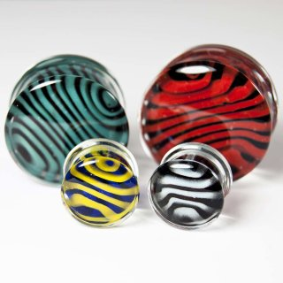 Tiger Stripe Plugs